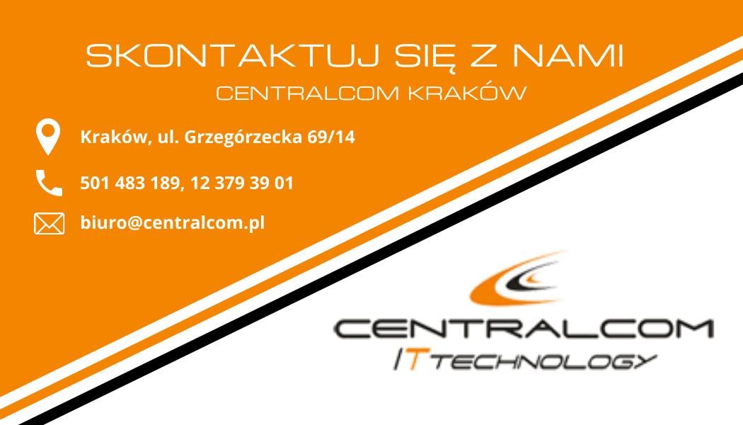 wizytówka centralcom